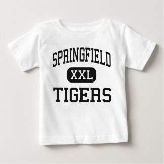 Springfield - Tigers - High - New Middletown Ohio Tshirts
