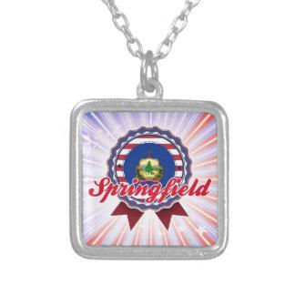 Springfield VT Necklaces