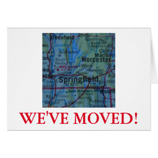 Springfield We've Moved address announcement