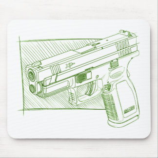Springfield XD 1st gen Mouse Pad