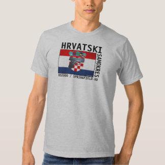 SPRINGFIELD XD - HS2000 Hrvatski Samokres Camisas