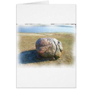 springhaven bear_Painting Card