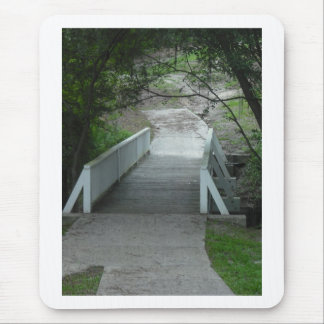 Springhouse Walk Mouse Pad