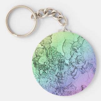 Spring's Mother Keychain