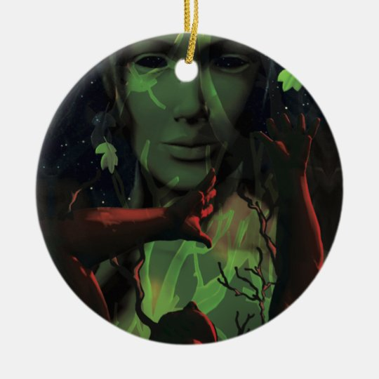 Spring's Wrath Ornaments