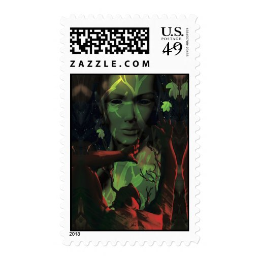 Spring's Wrath Postage Stamps