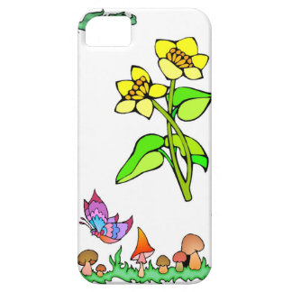 Springtime and flowers, Celandines iPhone 5 Case