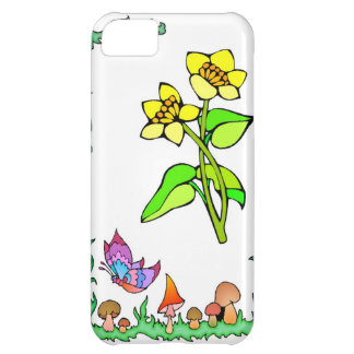 Springtime and flowers, Celandines iPhone 5C Cases