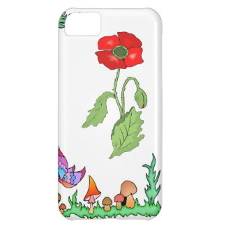 Springtime and flowers, Flanders poppy iPhone 5C Case