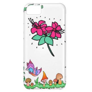 Springtime and flowers, Fuschias Cover For iPhone 5C