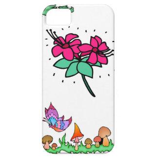 Springtime and flowers, Fuschias iPhone SE/5/5s Case