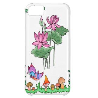 Springtime and flowers, London pride Case For iPhone 5C