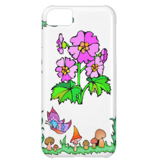 Springtime and flowers, Purple flowers iPhone 5C Cover