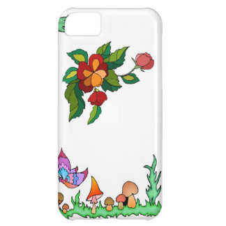 Springtime and flowers, Wild roses iPhone 5C Case