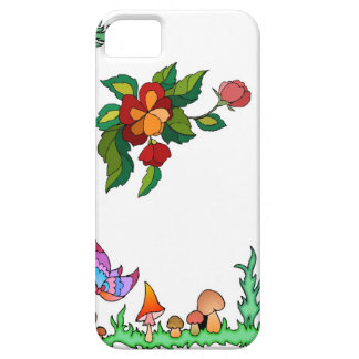 Springtime and flowers, Wild roses iPhone SE/5/5s Case
