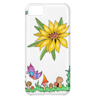 Springtime and flowers, Yellow petals Cover For iPhone 5C