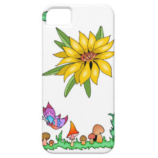Springtime and flowers, Yellow petals iPhone 5 Cover