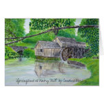 """""""Springtime at Mabry Mill""""  Cards"""