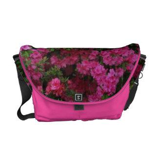 Springtime Azaelas Messenger Bags