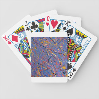 Springtime Bicycle Playing Cards