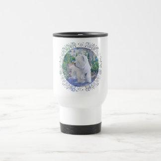 Springtime Bower Travel Mug