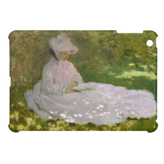 Springtime by Claude Monet iPad Mini Covers