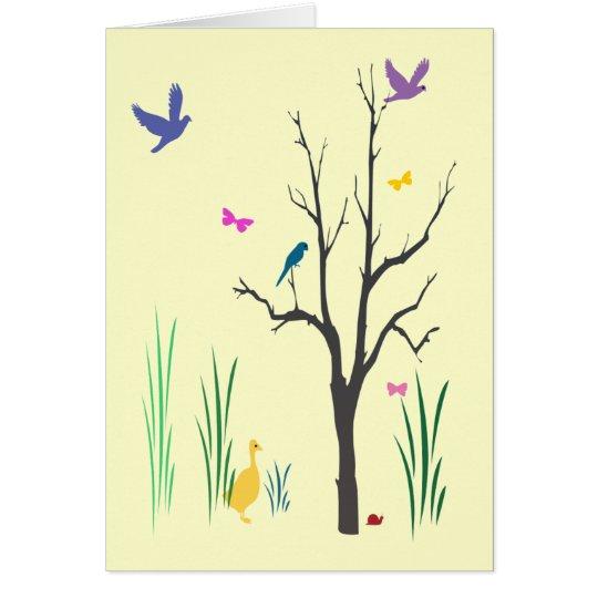 Springtime Card