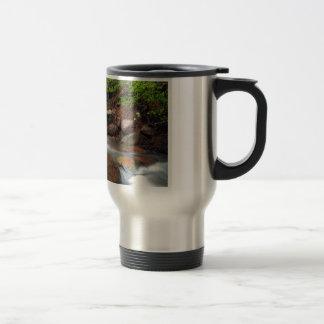 Springtime Cascade Travel Mug