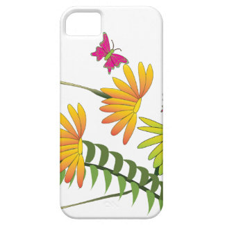 Springtime Case-Mate iPhone 5 Barely There Univers