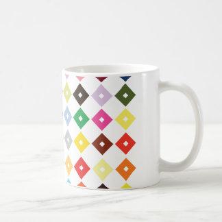 Springtime Diamonds Coffee Mug