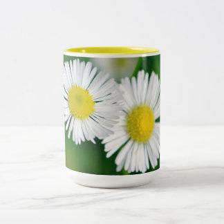 Springtime Dinnerware and Accessories Two-Tone Coffee Mug