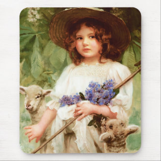 Springtime. Easter Gift Mousepad