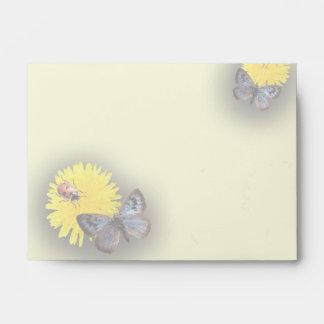 Springtime Envelopes