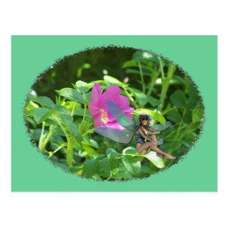 Springtime Fairy Postcard