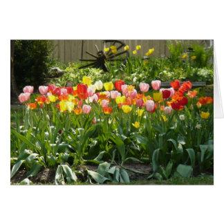 Springtime Garden Cards