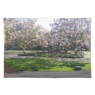 Springtime in London Placemat
