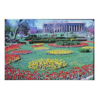 Springtime In Nashville, Tennessee Poster