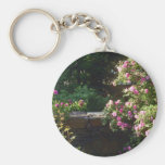 Springtime in New England Key Chains