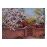 Springtime in Santa Fe Greeting Card