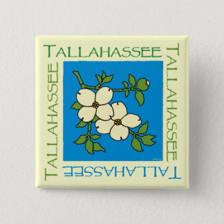 Springtime in Tallahassee Button