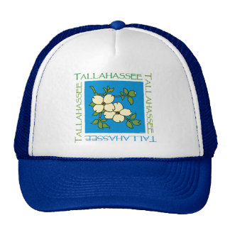 Springtime in Tallahassee Mesh Hats