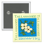 Springtime in Tallahassee Pin