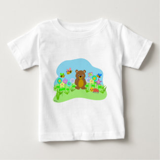 Springtime is in the air infant t-shirt