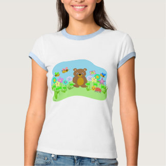 Springtime is in the air tee shirt