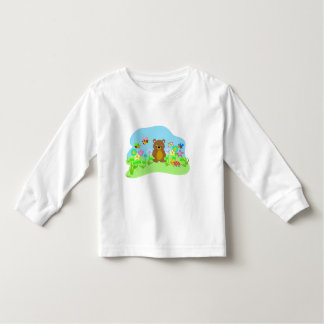 Springtime is in the air toddler t-shirt