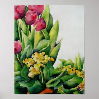 Springtime Memories Poster