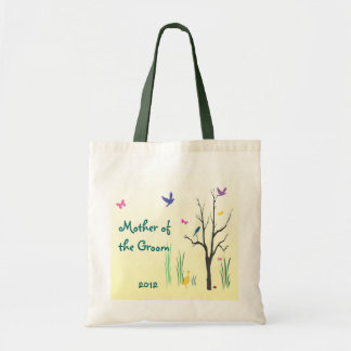 Springtime Mother of the Groom Tote Bag
