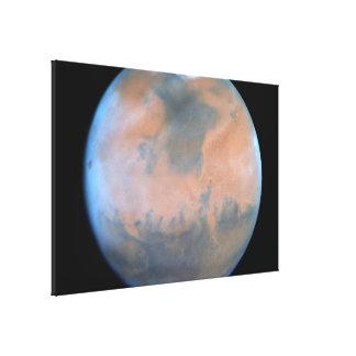 Springtime on Mars Canvas Print