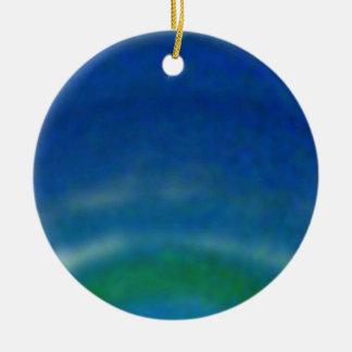 Springtime on Neptune — 1998 Image of Neptune Christmas Tree Ornaments