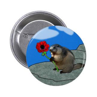 Springtime ! pinback button